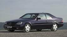1992: Mercedes-Benz SEC Coupe
