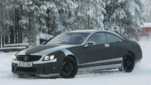 Next Generation C216 Mercedes CL AMG Spy Photos