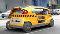 NYC seeks Taxi of Tomorrow