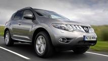 Nissan Murano Gets Diesel Engine in UK