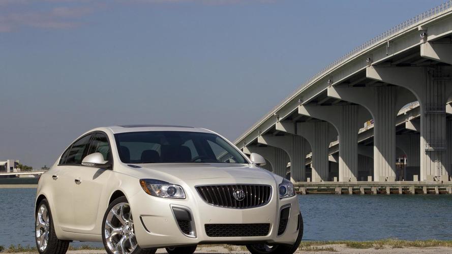 GM announces Buick Regal GS pricing