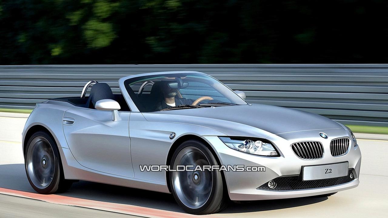 BMW Z2 artist illustration