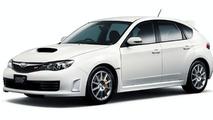 Subaru Impreza WRX STI spec C with 17-inch wheels