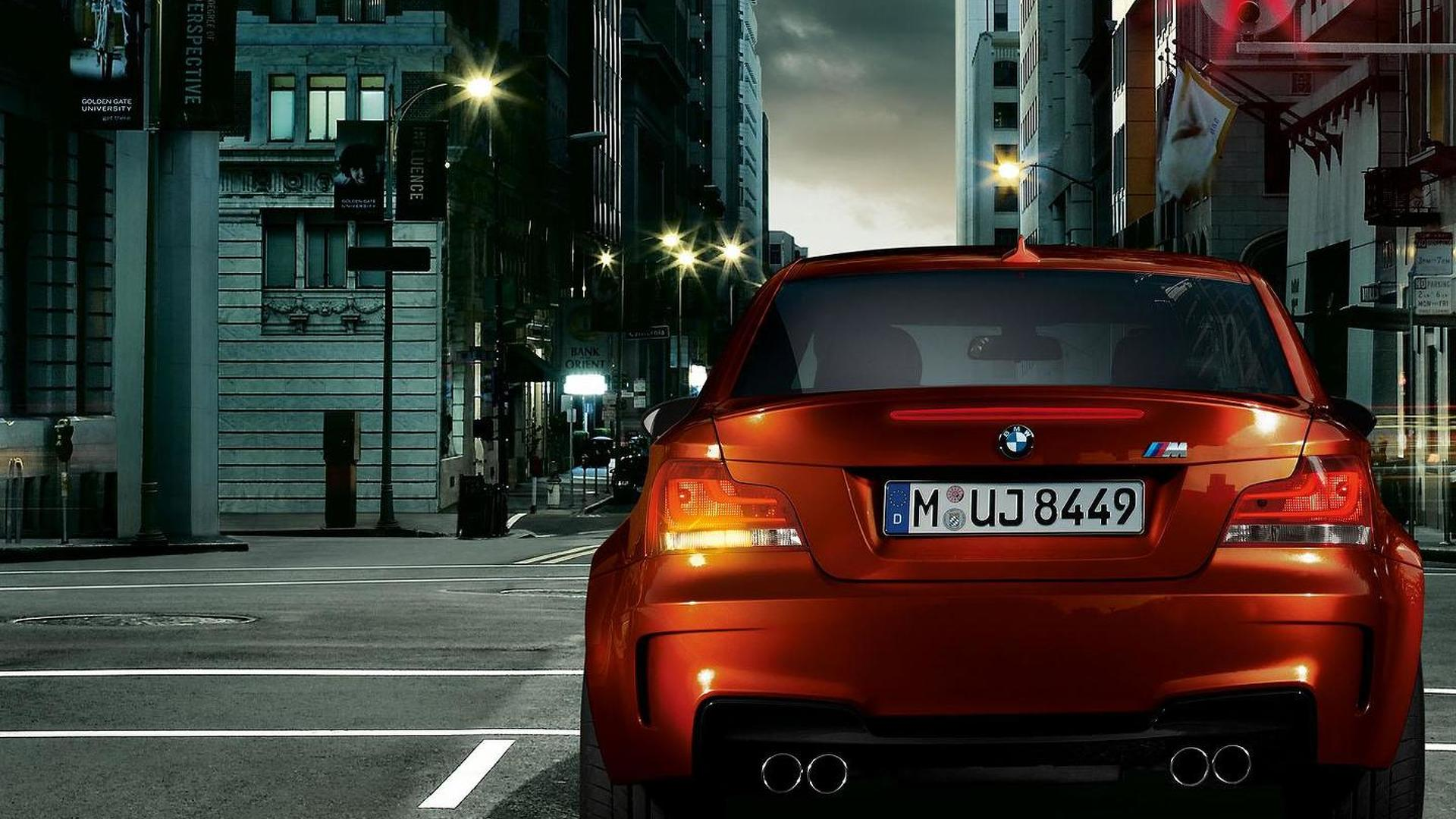 BMW 1-Series M Coupe successor officially confirmed