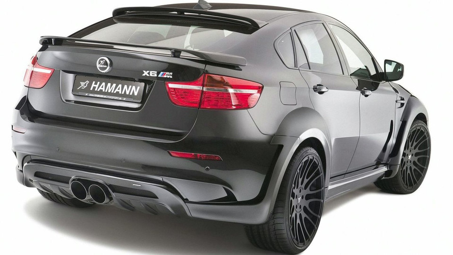 Hamann TYCOON EVO M based on BMW X6 M Set for Geneva Debut