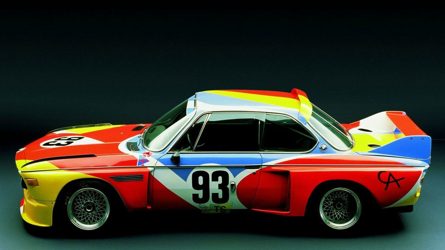 BMW Commissions New Art Car