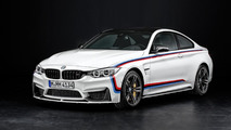 BMW M3 and M4 receive new M Performance parts