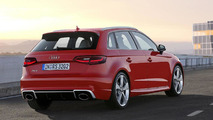 Audi RS3 Sportback priced from £39,950 in UK, new pics released