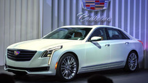 Made in China 2017 Cadillac CT6 Plug-In Hybrid heading to US