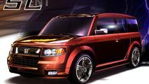 2007 Honda Element Details