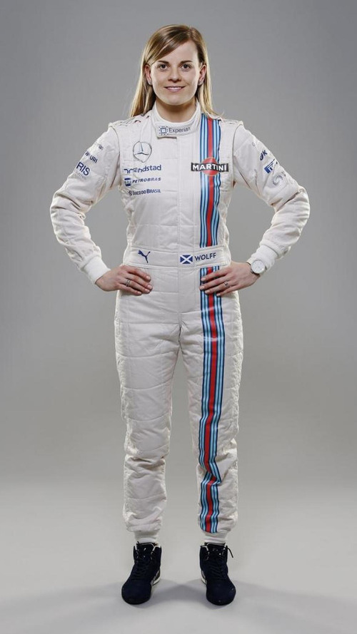 Ecclestone doubts Susie Wolff will race in F1