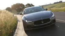 2014 Maserati Ghibli 26.07.2013
