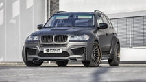 Prior Design dresses up the previous BMW X5 in a wide aero body kit