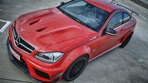Mercedes-Benz C63 AMG Black Series by GAD packs 850 HP