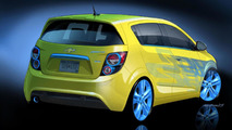 Chevrolet Performance Sonic RS concept 25.10.2013