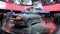 2015 Ford Mustang Convertible