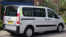 New Peugeot E7 Taxi Revealed