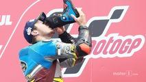 Podium: winner Jack Miller, Marc VDS Racing Honda