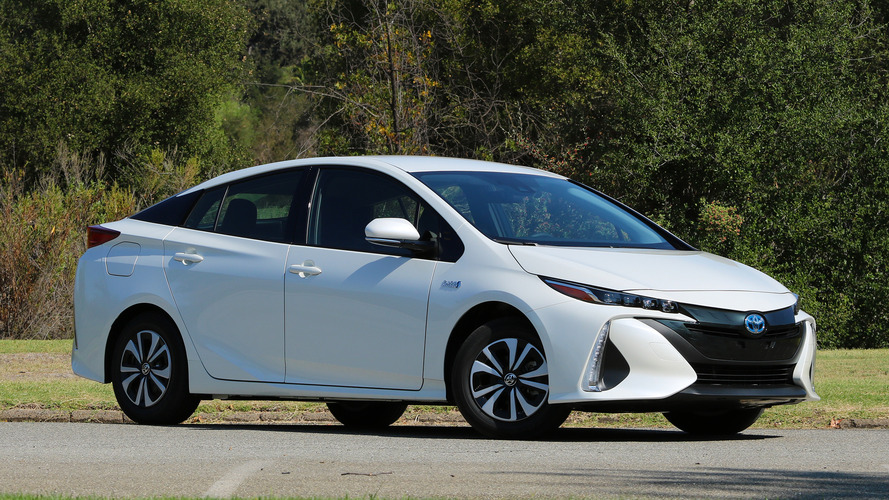 First Drive: 2017 Toyota Prius Prime