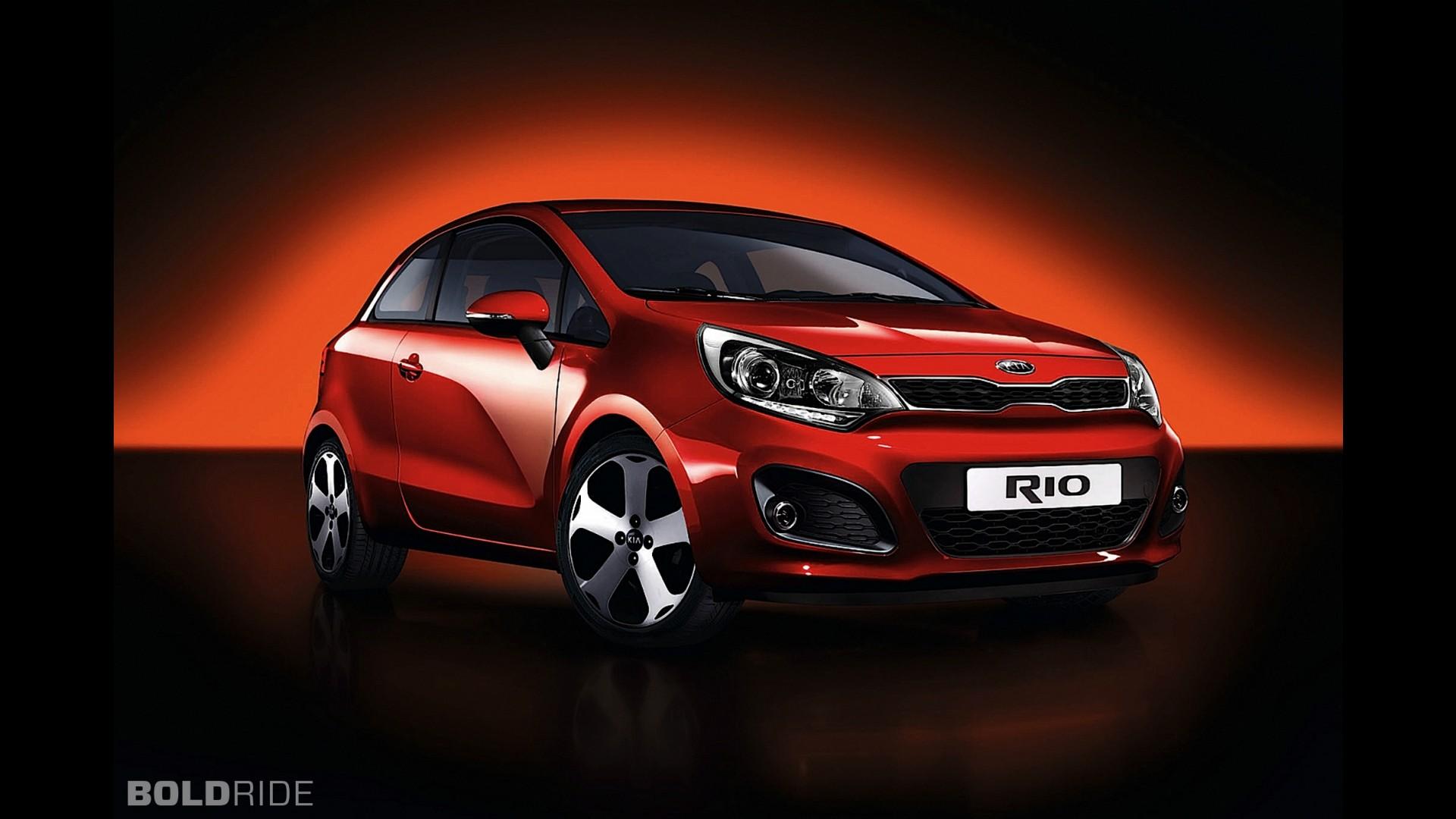 Kia Rio 3-door