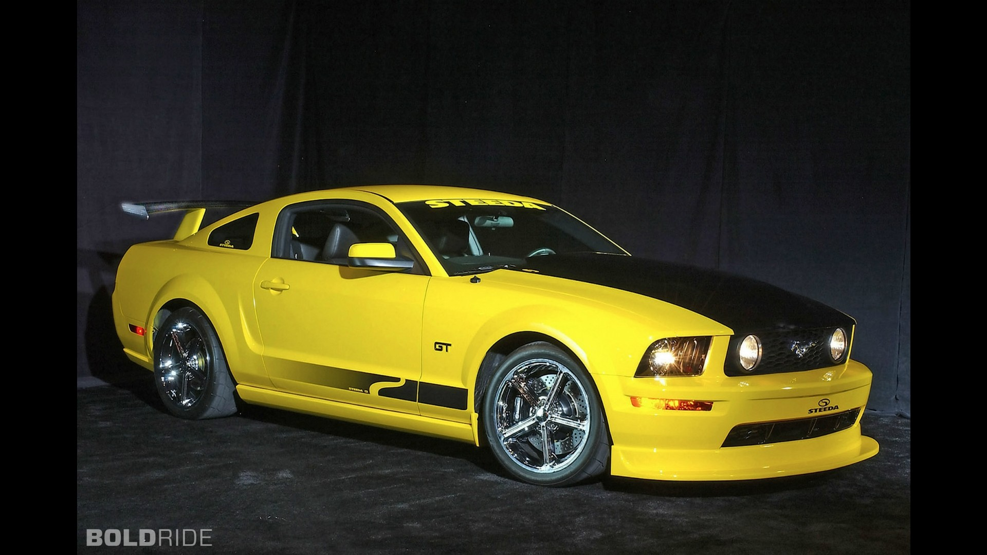 Ford Mustang GT by Steeda Autosports