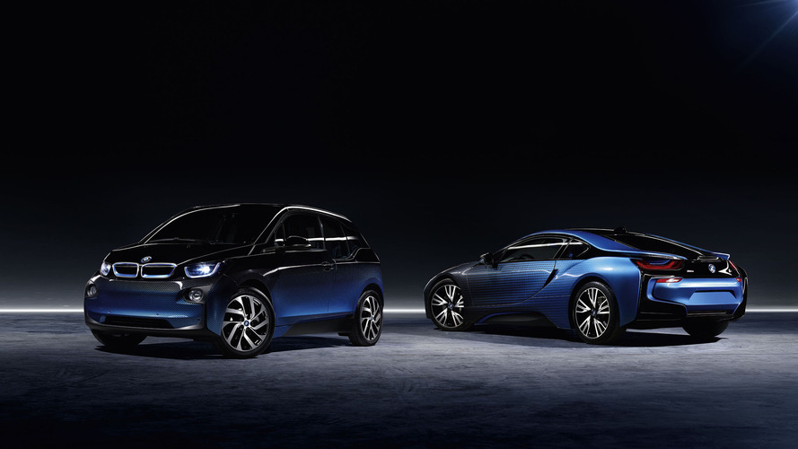 BMW plans electrified model onslaught in 2017