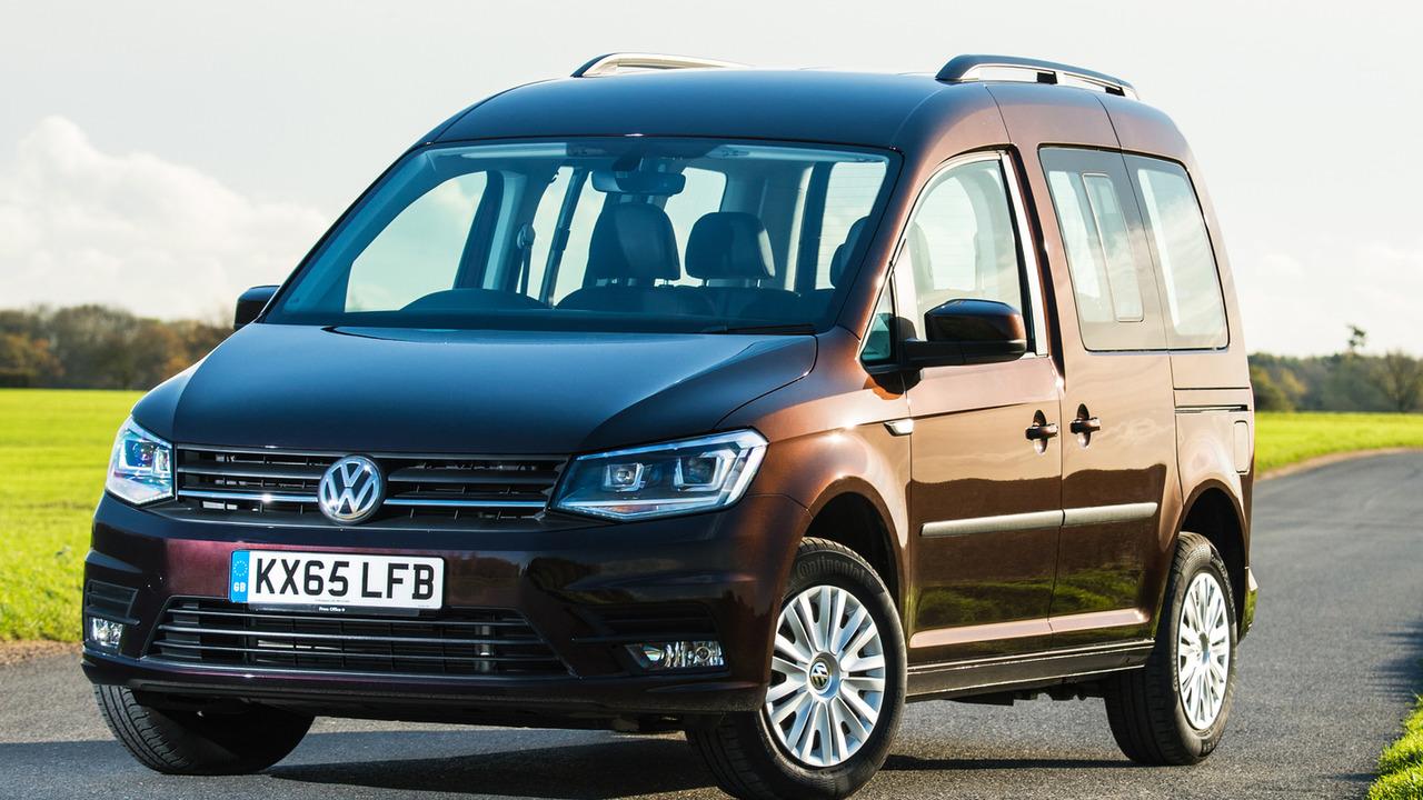 Volkswagen Caddy Life