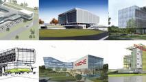 Porsche USA headquarters - 12.5.2011
