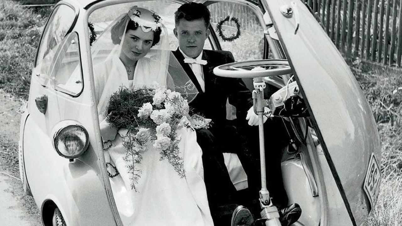 BMW Isetta Standard 1956