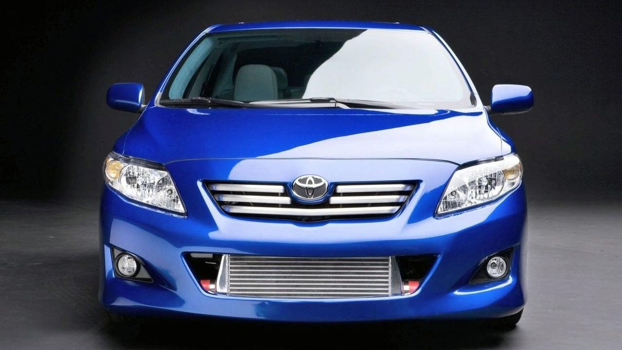 Toyota Corolla S3