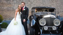Van der Garde marries