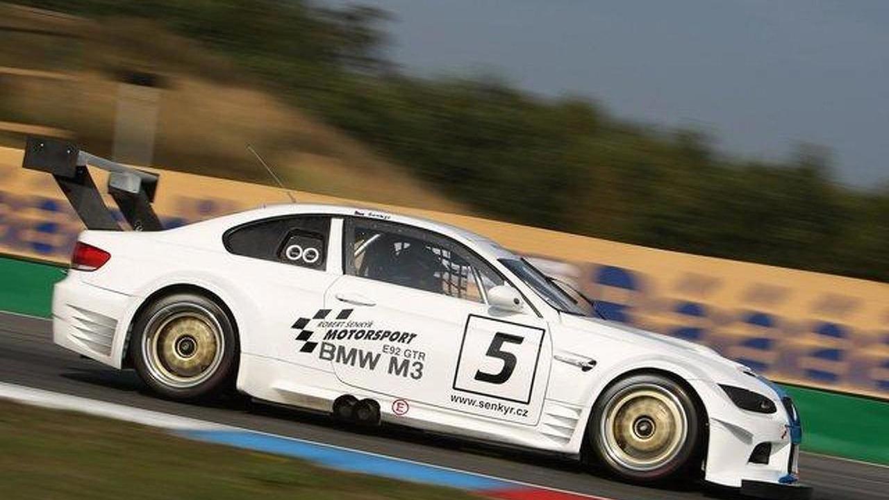 Senkyr Motorsport E92 M3 GTR, 900, 28.12.2010