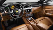 Ferrari FF first interior photo - 01.03.2011