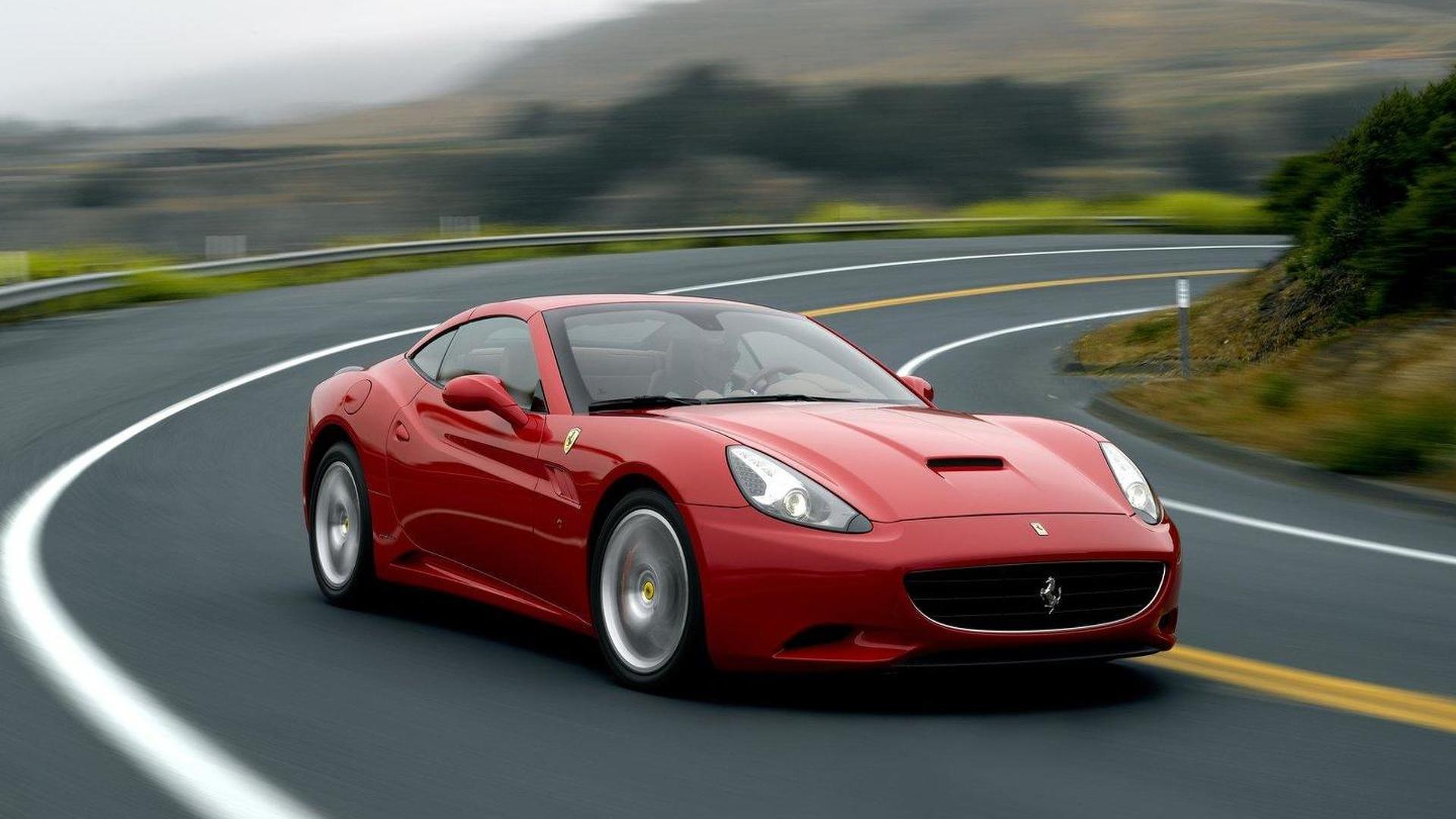 Ferrari recalls California and 458 models