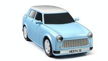 All-Electric Trabant Prototype Headed for Frankfurt