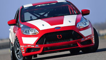 Ford Focus Race Car Concept debuts in LA