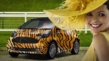 Aston Martin Cygnet wacky wallpapers 17.03.2010