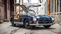 Une magnifique Mercedes 300 SL Gullwing aux enchères chez RM Sotheby