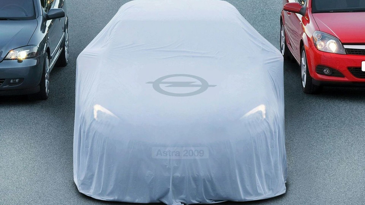 2010 Opel Astra teaser image