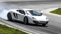 2014 McLaren MP4-12C to get power hike - report