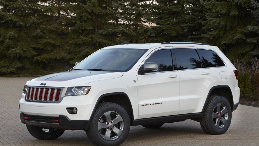 2013 Jeep Grand Cherokee Trailhawk and Wrangler Moab announced