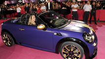 One-off MINI Roadster designed by Editor of Italian VOGUE, Franca Sozzani