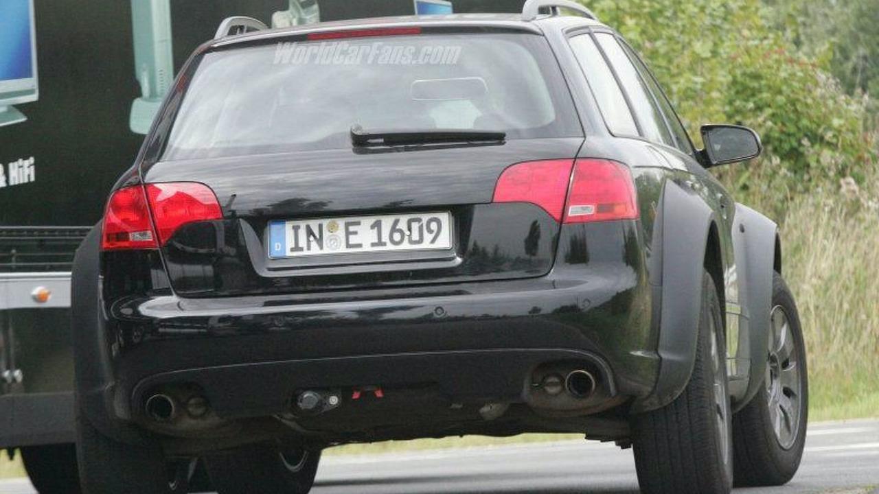 New Audi Q5 Spy Photo