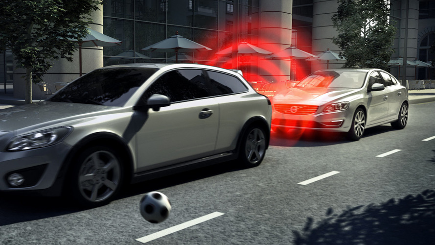 20 automakers to make automatic emergency braking systems standard equipment