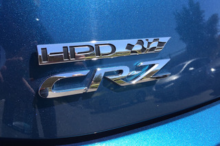 Honda's Supercharged CR-Z Is so Good, It's Almost Unbelievable: Quick Drive