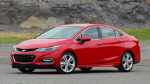 2016 Chevrolet Cruze: First Drive
