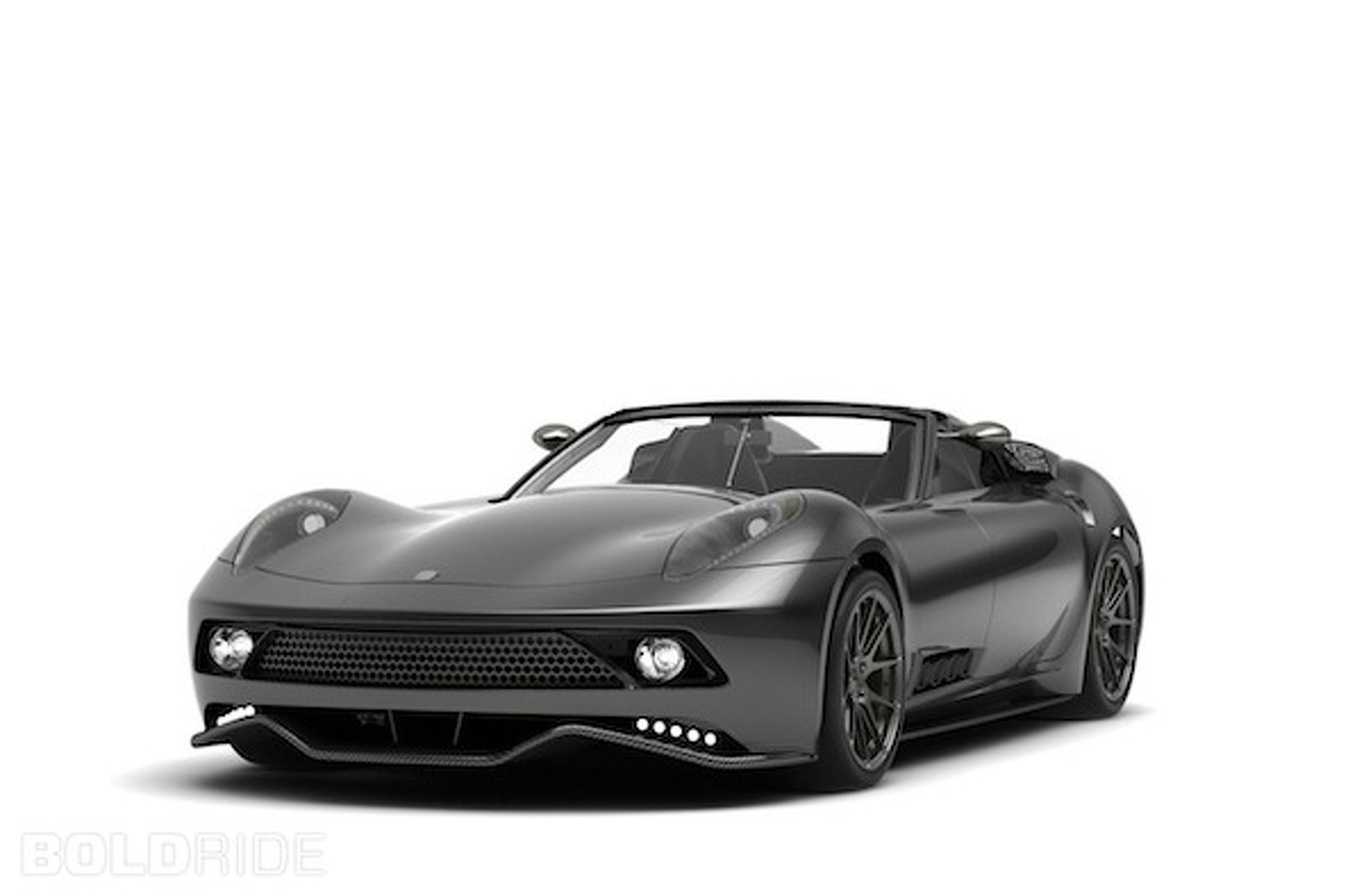 Lucra Readying All-New Sportscar