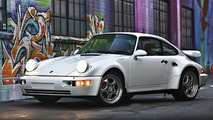 This '94 Porsche 911 Turbo has Driven Just 40 Miles...Ever