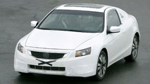 Honda Accord Coupe with 4 cylinder engine