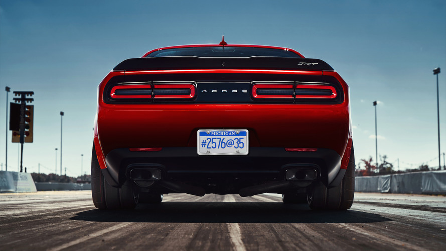 Cure d'amaigrissement sans concession pour la Dodge Challenger SRT Demon !
